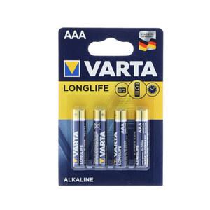 Varta Batterien Longlife AAA  4 Stück