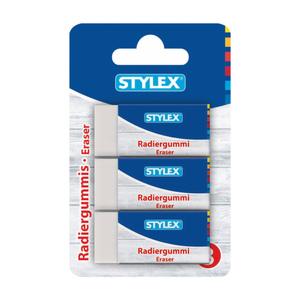 Stylex Radiergummis 3 Stück