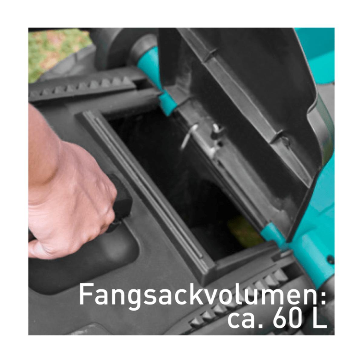 Bild 4 von FERREX     Elektrischer Rasenmäher