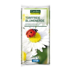 GARDEN FEELINGS     Torffreie Blumenerde