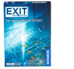 KOSMOS EXIT-Rätselspiel