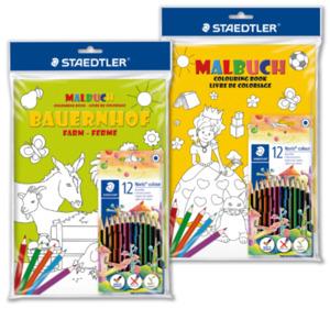 STAEDTLER Malbuch-Set