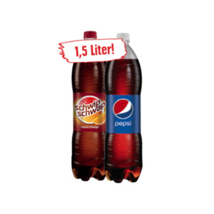 Pepsi Cola** oder Schwip Schwap