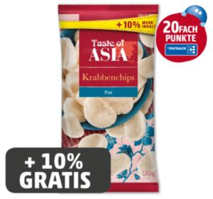 TASTE OF ASIA Krabbenchips