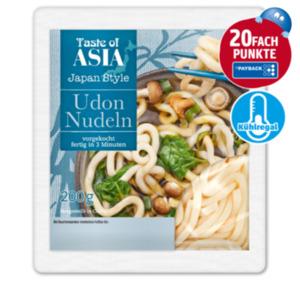 TASTE OF ASIA Nudeln