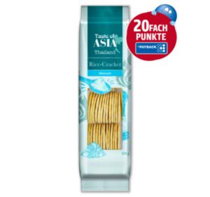 TASTE OF ASIA Rice Cracker