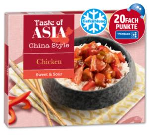 TASTE OF ASIA Chicken