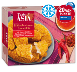 TASTE OF ASIA Hähnchenbrust-Innenfilets