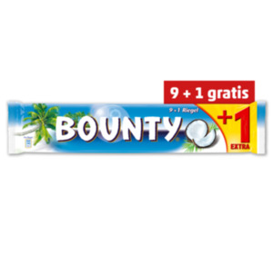MARS Bounty oder Milky Way