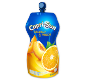 CAPRI-SUN Orange & Peach oder Mango & Maracuja