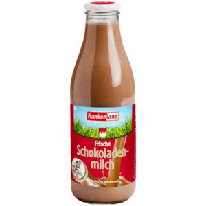 Frankenland Schokomilch 3,8% 1l