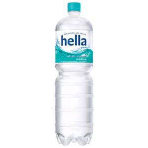 Hella medium Mineralwasser 1,5l