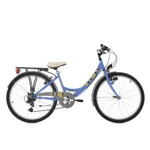 KS Cycling Kinderfahrrad Gurlz 24 Zoll für Mädchen