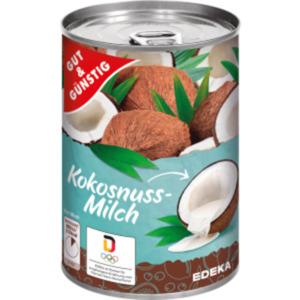 Gut & Günstig Kokosnussmilch
