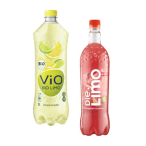 granini Die Limo oder ViO Bio Limonade