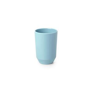 Zahnputzbecher Lilo aus Kunststoff in Blau