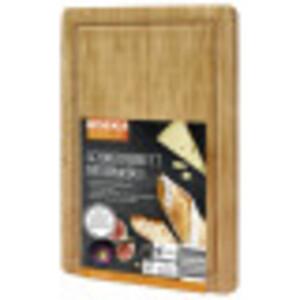 EDEKA zuhause Schneidebrett aus Bambus 38,5 x 25,5 cm 1 Stück