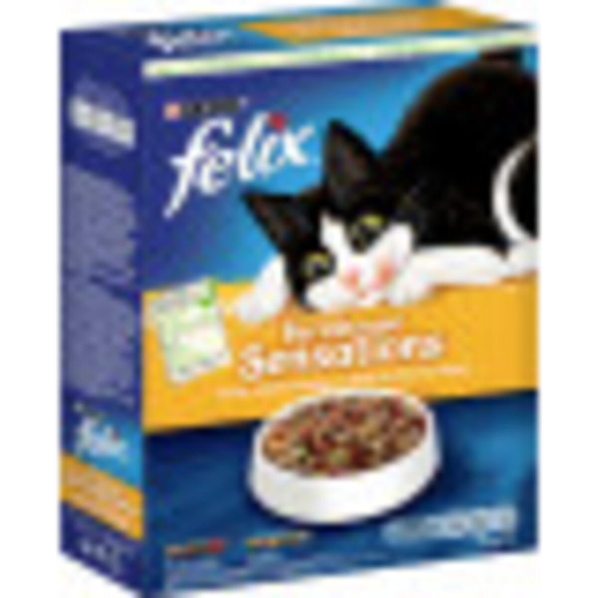 Bild 1 von Felix Farmhouse Sensations Huhn Katzenfutter trocken 1 kg