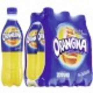 Orangina Orange mit Fruchtfleisch PET 6x 0,5 ltr