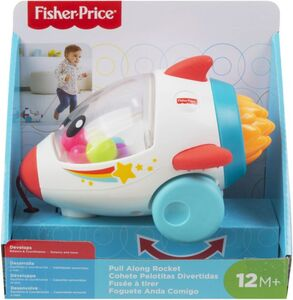 Fisher-Price - Rollende Rakete