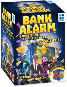 Bank Alarm -  Das Brettspiel gegen die Zeit