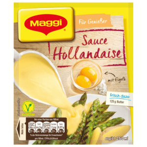 Maggi Für Genießer Sauce Hollandaise