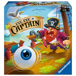 Ravensburger - Eye Eye, Capitain!