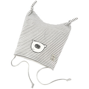 Newborn Zipfelmütze mit Bindebändern