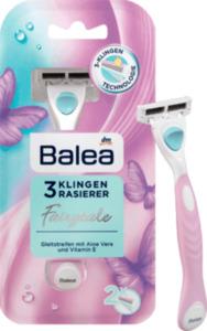 Balea Rasierer  Fairytale 3 Klingen