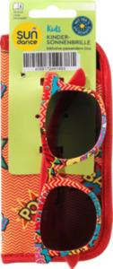 SUNDANCE Sonnenbrille für Kinder mit passendem Etui Comic-Motiv