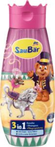 SauBär Dusche+Shampoo+Spülung 3in1 Märchendusche
