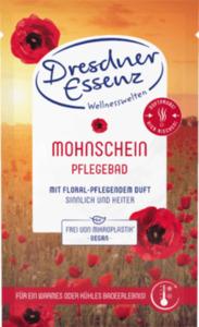 Dresdner Essenz Badesalz Mohnschein