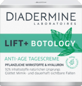Diadermine Tagescreme Lift + Botology Anti-Age