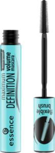 essence cosmetics Wimperntusche maximum DEFINITION waterproof volume mascara