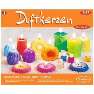 Sentosphere - Duftkerzen Set