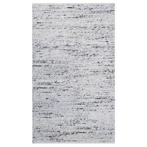 HANDWEBTEPPICH 200/290 cm Grau