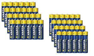 Industrial Pro Alkaline Batterien im 24er Sparpack Varta