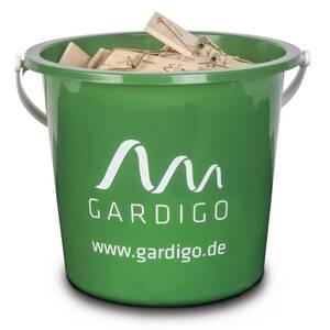 Holz-Mausefallen im Eimer - 100 Stück Gardigo