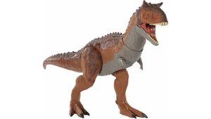 Mattel - Jurassic World - Herrschender Kampfaction Carnotaurus