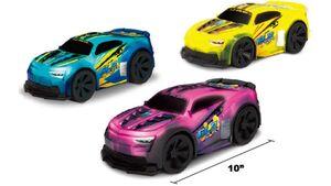 Müller - Toy Place  - 1:16 RC Glow Racer, 1 Stück, sortiert