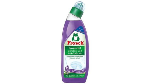 Frosch Lavendel Urin- und Kalk-Entferner