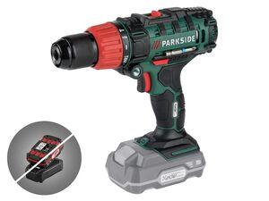 PARKSIDE® Akku-Schlagbohrschrauber »PSBSA 20-Li«, integrierte LED-Arbeitsleuchte (ohne Akku)