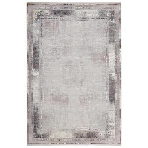 WEBTEPPICH 120/170 cm Grau