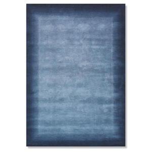 ORIENTTEPPICH 140/200 cm Blau