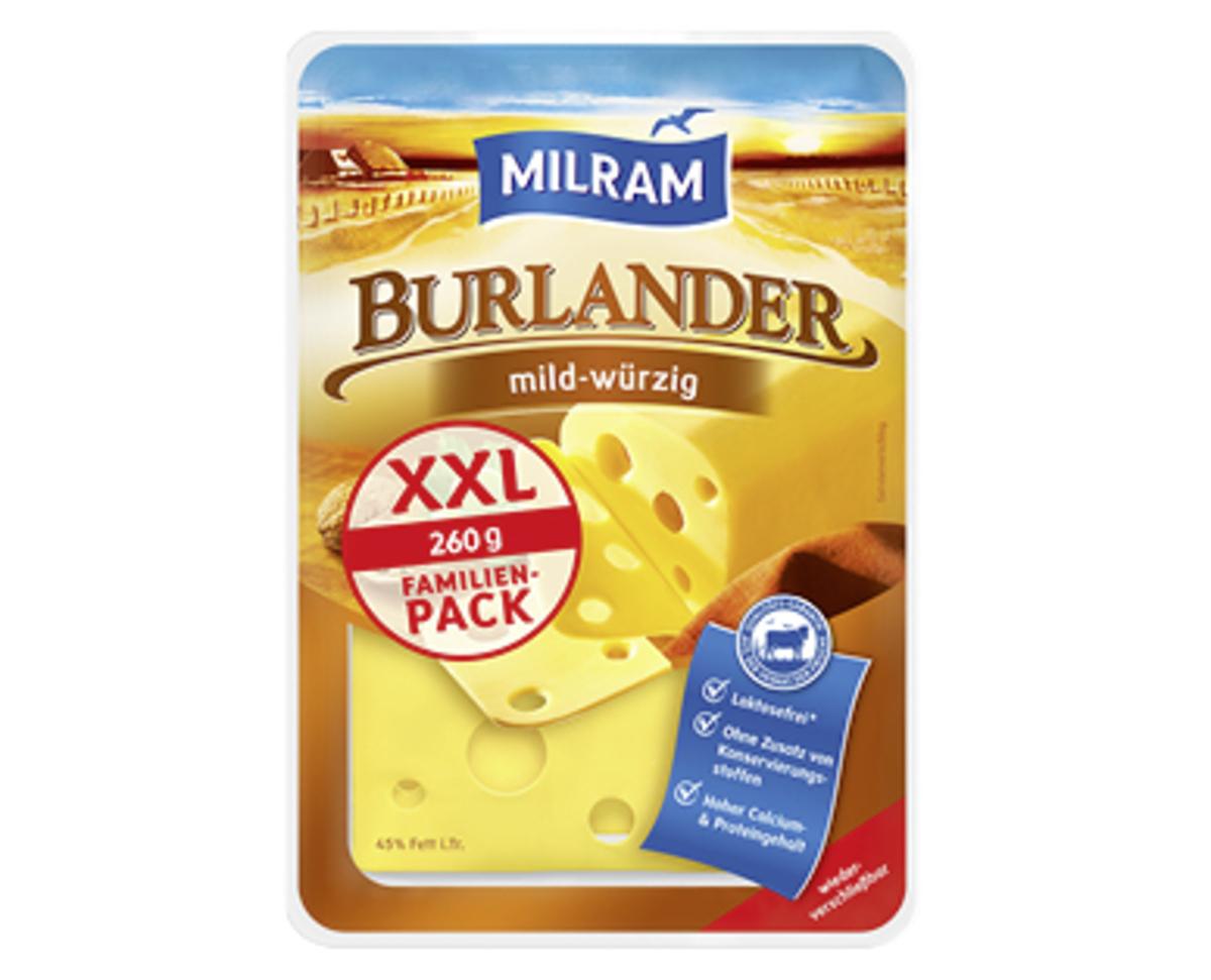 Bild 1 von MILRAM Käsescheiben