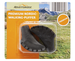 ADVENTURIDGE®  Nordic-Walking-Puffer