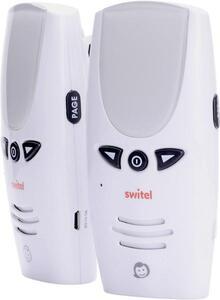 Switel BCC67 Babyphone Digital, DECT 2.4GHz