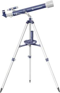 Linsenteleskop 60/700 blau/grau
