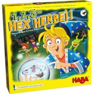 HABA 1,2,3 – Hex herbei!