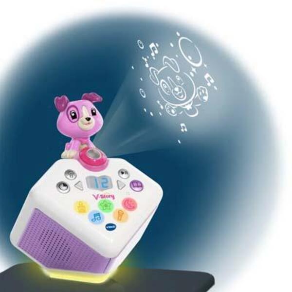 Vtech V-Story Hörspielbox pink